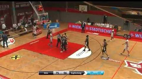 La agresión que avergüenza al baloncesto europeo