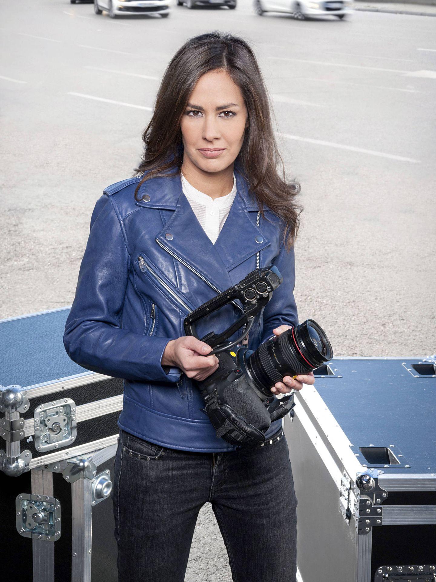 María Miñana. (Mediaset)