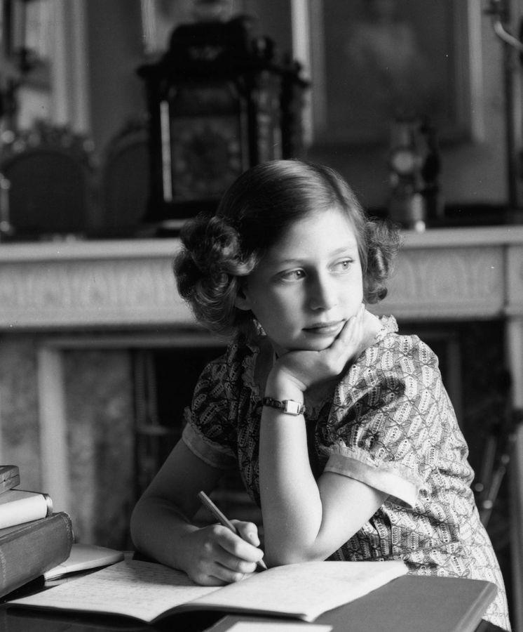Foto: La princesa Margarita en una imagen de archivo. (Getty)