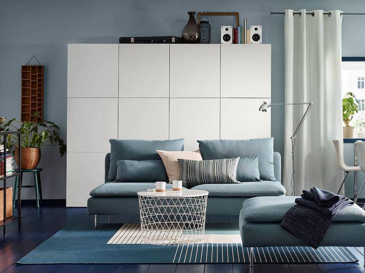Foto: El sillón de Ikea que tu salón necesita. (Cortesía)