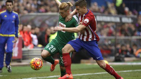 El Atlético se queda sin centrales: Godín, Giménez, Savic y Lucas están lesionados