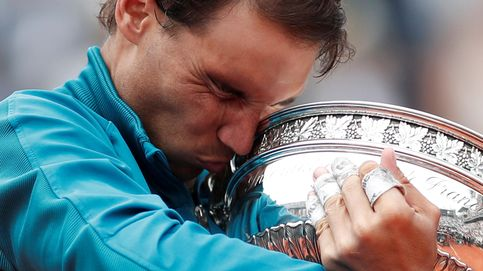 El undécimo Roland Garros de Rafa Nadal: imágenes de una final de leyenda
