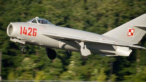 Los aviones de combate más antiguos (y los más avanzados) que cruzan los cielos