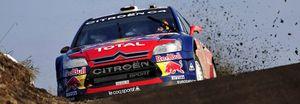 Loeb rompe la historia conquistando su quinto título mundial consecutivo