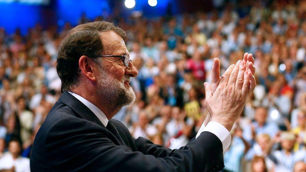 Rajoy confirma su neutralidad y se despide: me aparto pero no me voy
