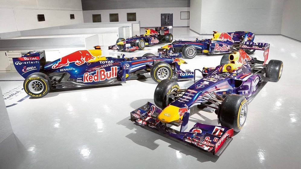 Foto: Red Bull estará propulsado por Honda desde el año que viene.