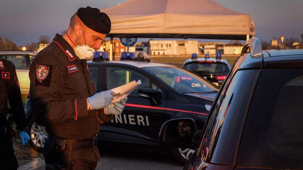 La mortalidad se dispara en Italia con más de un centenar de muertos en un día