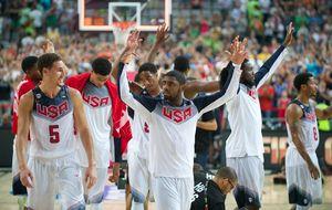 El agrio regreso a Barcelona de EEUU: 'Dream Team' sólo hay uno