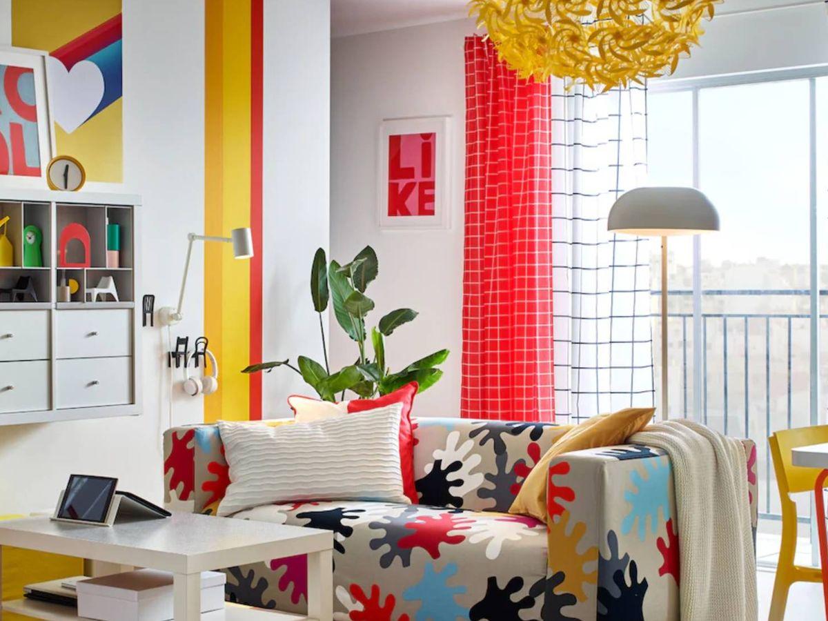 Foto: Descubre todo lo que puede ofrecerte tu estantería de Ikea. (Cortesía)