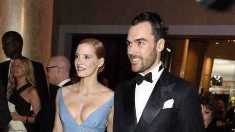 Jessica Chastain y Gian Luca Passi se dan el 'sí, quiero' en Venecia