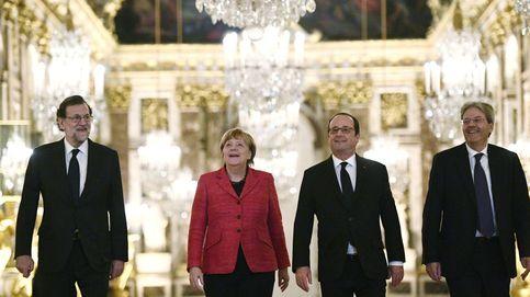 Alemania, Francia, Italia y España fijan el camino hacia una UE a varias velocidades