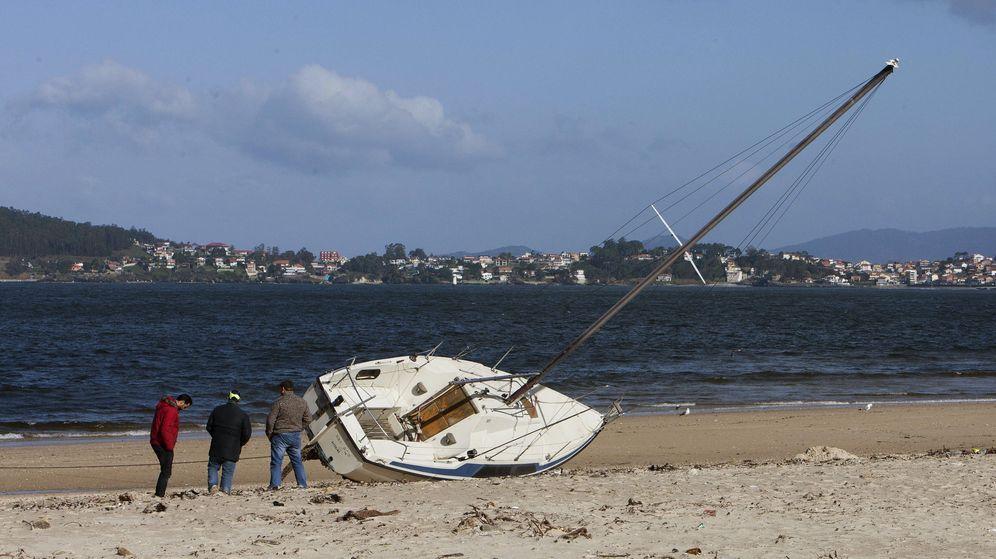 Foto: La costa de Baiona. (EFE)