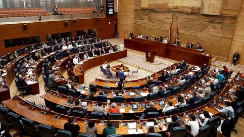 Un diputado del PSOE de Madrid a otro de Podemos: Te voy a arrancar la cabeza