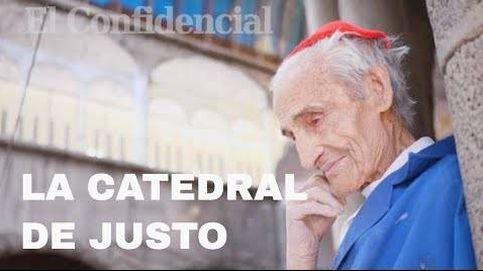 La catedral de Justo: 56 años de construcción que acabarán en la basura