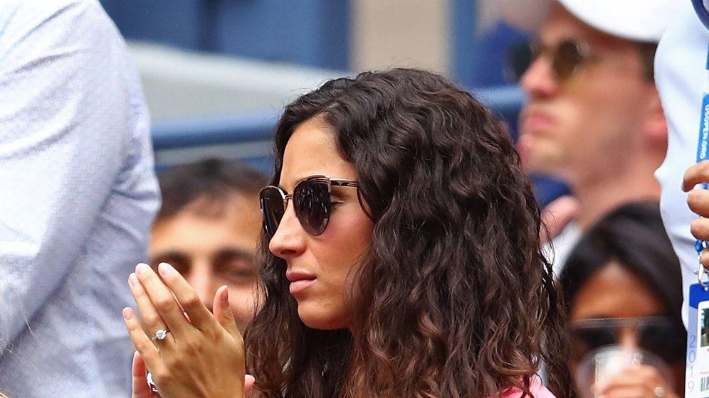 Foto: Xisca Perelló, estrenando anillo. (Getty)