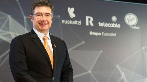 Euskaltel perdió 5,1 millones de euros hasta junio por la depreciación de la red cable