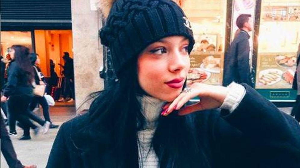 Foto: Alejandra en una foto de redes. (Instagram @alerubioc)
