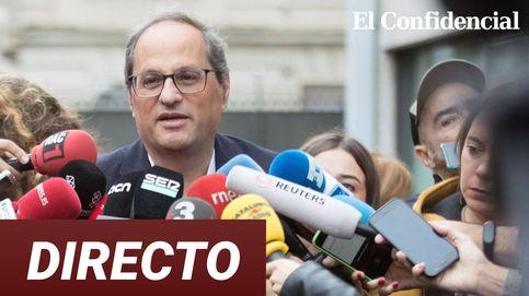 El juicio a Quim Torra, en directo: siga en 'streaming' la declaración del presidente de la Generalitat