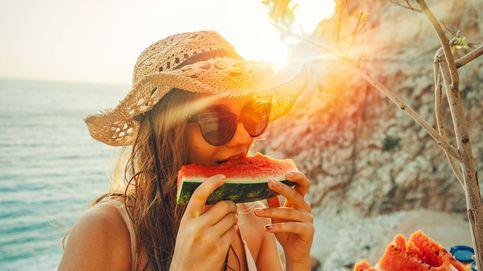 Los alimentos que sí (y que no) te ayudarán a combatir la ola de calor