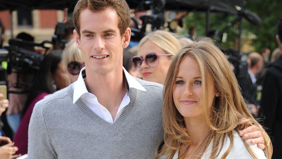 Andy Murray ya tiene fecha y lugar para su boda con Kim Sears