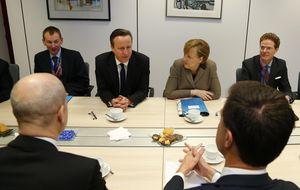 La UE firma la parte política del acuerdo de asociación con Ucrania