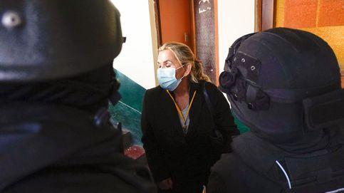 El Gobierno de Bolivia confirma la detención de Áñez por el caso 'Golpe de Estado'