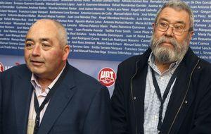 Los dos 'excapos' de UGT-A, imputados por financiación ilegal del sindicato