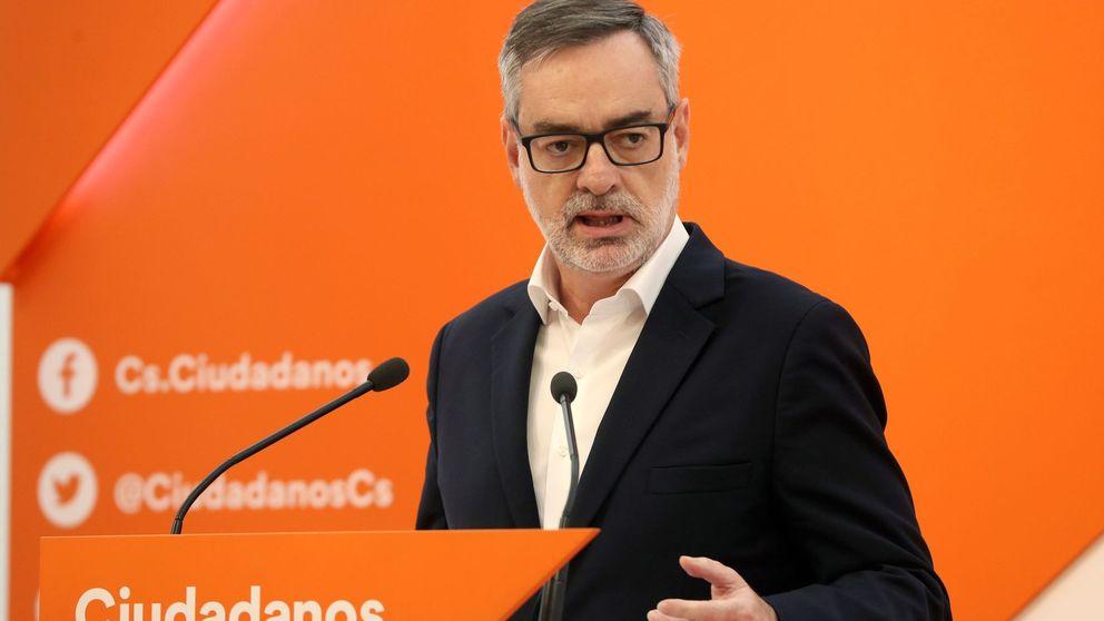 Ciudadanos sigue apretando a Iceta: Ya le hemos dicho al PSOE que no moleste