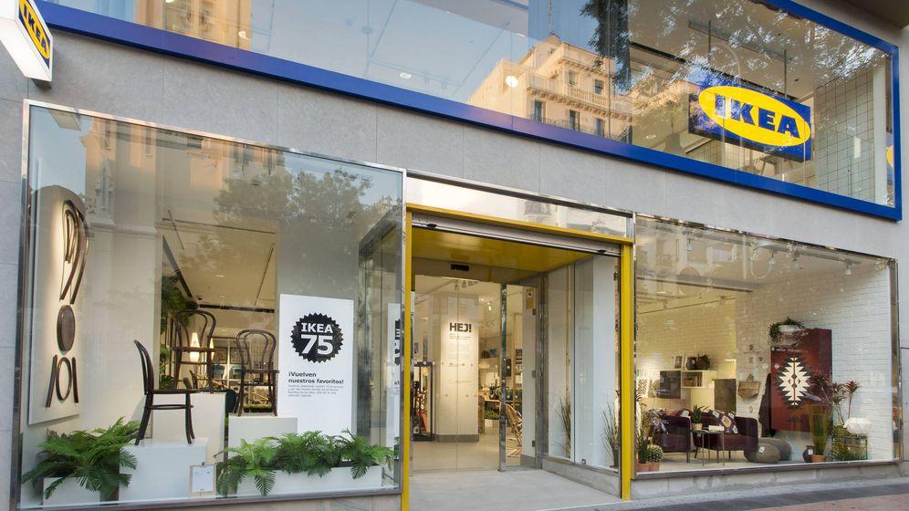 Foto: Ikea Goya es el segundo experimento del grupo sueco en el centro de Madrid.