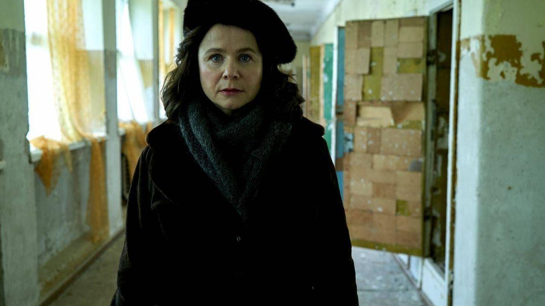 Emily Watson, en 'Chernobyl'. (HBO)
