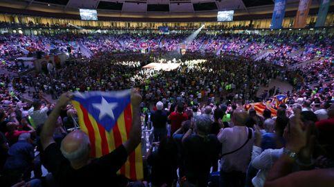 Montjuic acogerá el último acto por el sí al referéndum este viernes
