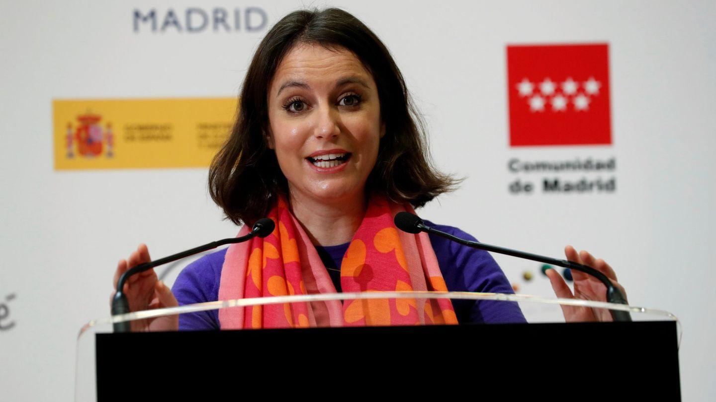 Andrea Levy en un acto píublico. (EFE)