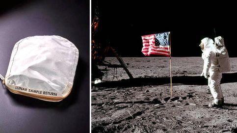Ya puede comprar polvo lunar: lo recogió Armstrong y cuesta 4 millones de dólares