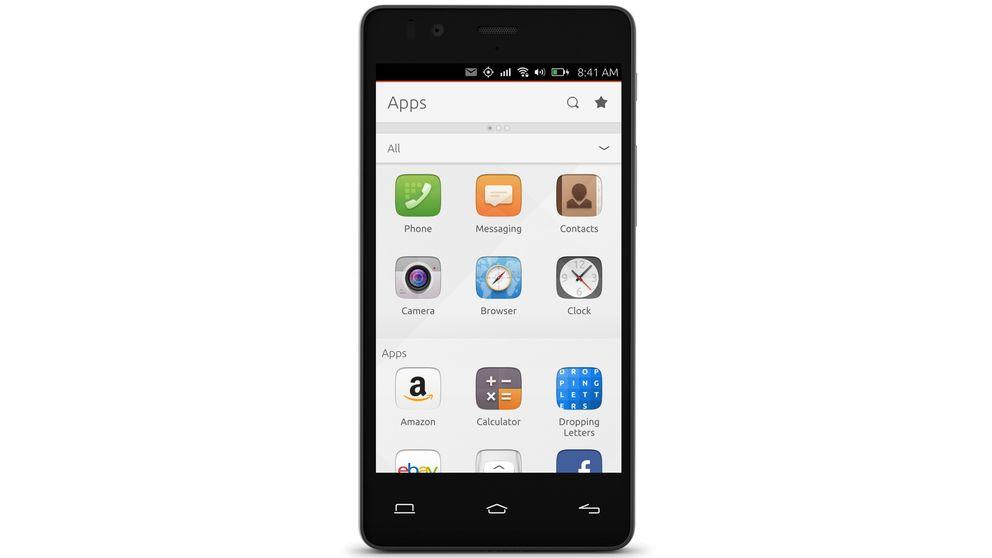 La española Bq lanza su primer 'smartphone' con Ubuntu
