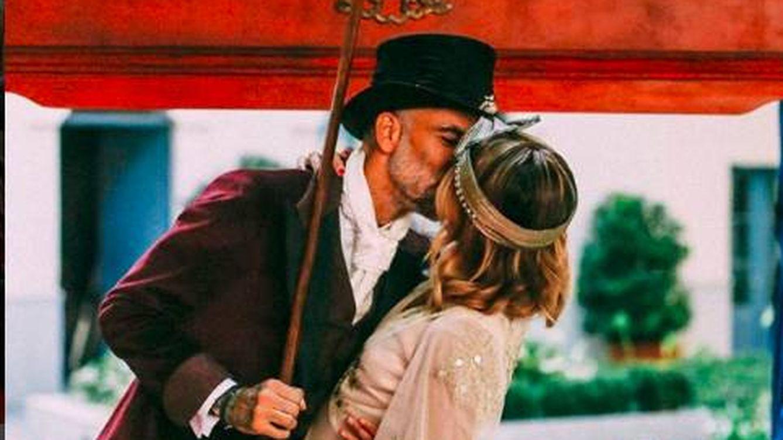 Kortajarena, Lomana o Erentxun: cónclave de vips en una boda de estilo circense
