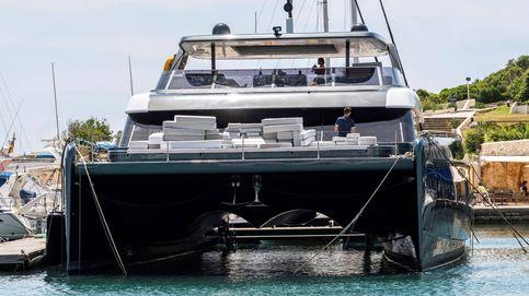 Cascada y piscina-spa: así es el recién estrenado catamarán de Rafa Nadal