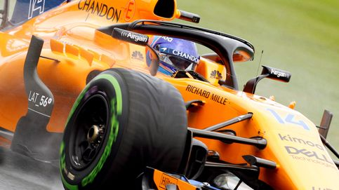 McLaren, Renault y un centenario sombrío
