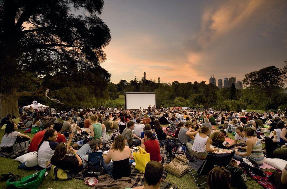 Foto: Verano de película: la cartelera de los mejores cines al aire libre