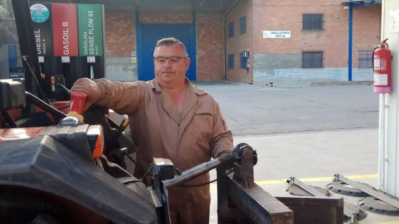 Las 700 gasolineras de las cooperativas siguen abiertas pese al desplome de ventas