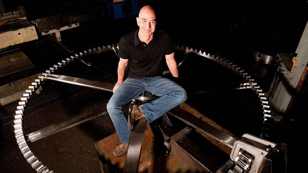 Foto: Jeff Bezos, dueño de Amazon