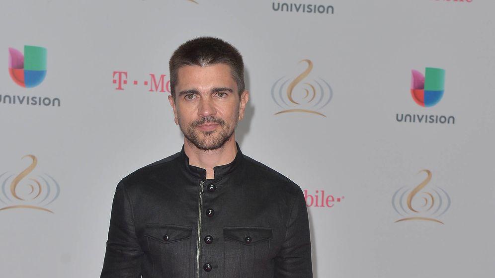 Foto: Juanes en los Premios Lo Nuestro. (Gtres)