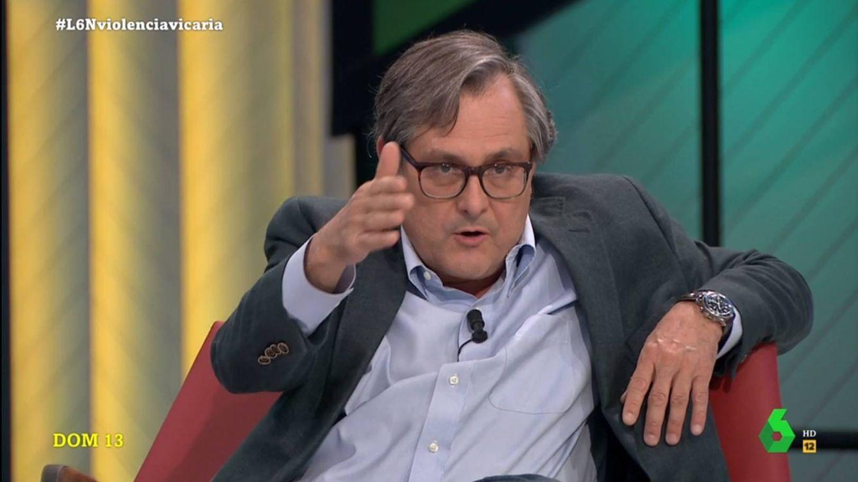 Francisco Marhuenda explota como nunca en 'La Sexta noche': Nadie me llama franquista