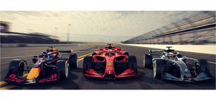 Post de La emoción de los nuevos coches de F1: