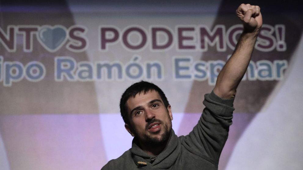 Espinar se impone con holgura en las primarias para liderar Podemos