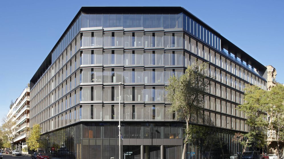 Foto: Exterior de la sede de Cuatrecasas en Madrid