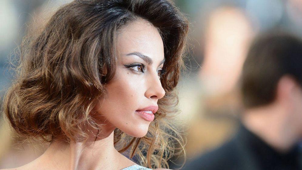 Foto: Madalina Ghenea en el Festival de Cannes