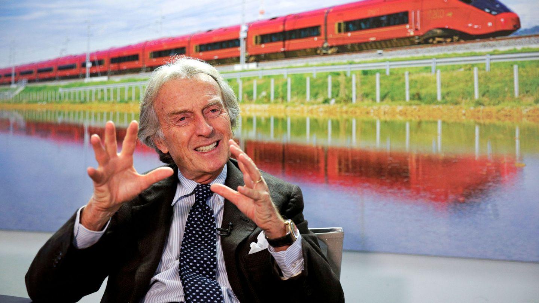 NTV, el operador italiano privado presidido por Luca Cordero di Montezemolo, ha anunciado la compra de 17 trenes Alstom para la expansión internacional. (Reuters)