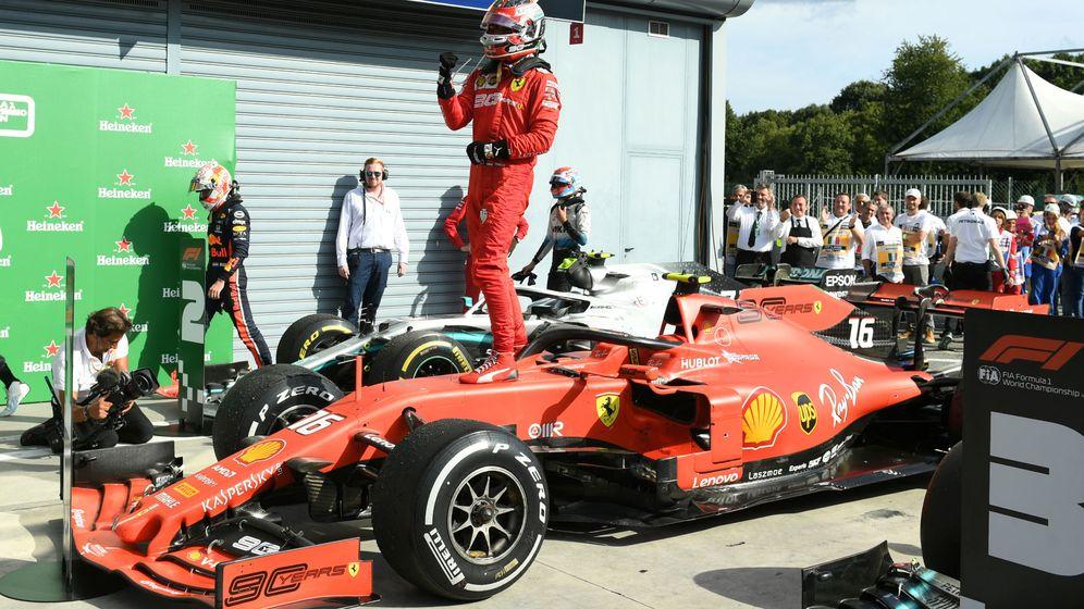 Foto: El Gran Premio de Italia desde otro punto de vista