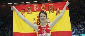 Ruth Beitia apunta alto para el próximo Mundial tras ganar en Sollentuna con 1,92