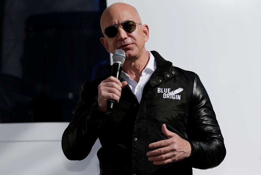 Foto: El fundador de Amazon, Jeff Bezos. (Isaiah J. Downing / Reuters)